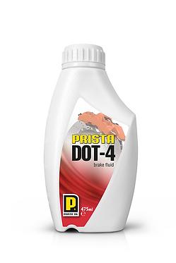 Гальмівна рідина Prista DOT-4