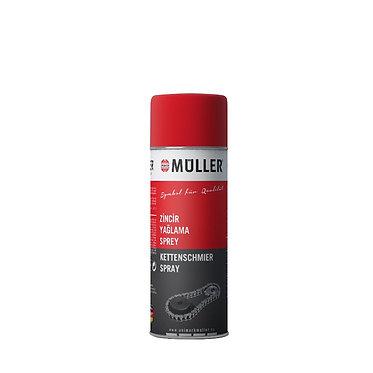 Змазка-спрей для ланцюгів Muller / CHAIN LUBRICATION SPRAY Muller