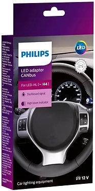 Комплект світлодіодних адаптерів Philips 18960С2 CANbus adapter for H4 LED-HL