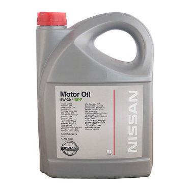 NISSAN Motor oil 5w-30 DPF