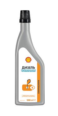 Засіб для очистки дизельної паливної системи Shell Diesel System Cleaner