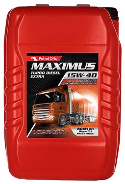 Petrol Ofisi Maximus Turbo Diesel Extra 15w-40