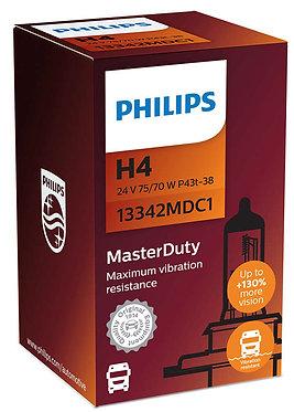 Автолампа Philips MD 13342 H4 24V 75/70W (P43t-38)