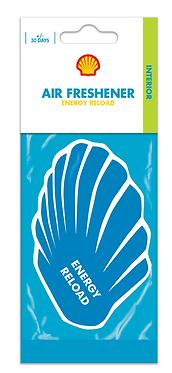 Ароматизатор повітря салону Shell Airfreshener Energy Reload