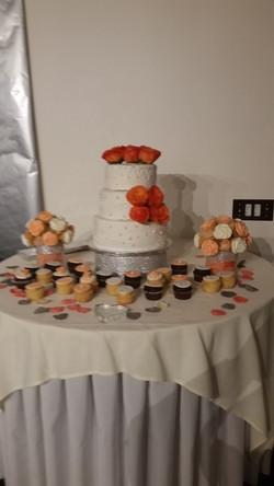 More wedding cake