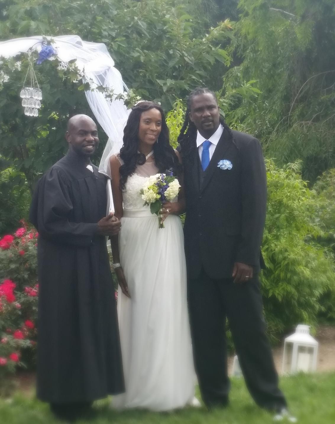 Justice Victor, Francis & Kim