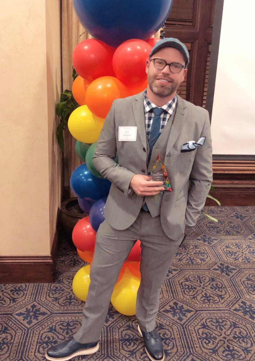 Chesnut LGBT Person of the Year, Emory Pride Awards 2020