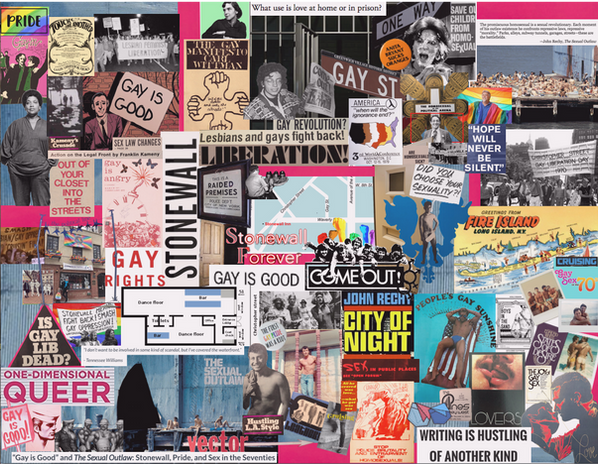 AMST 385 Unit3 Stonewall Collage