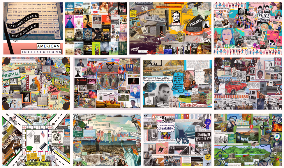 AMST 201QW Compiled Course Collage