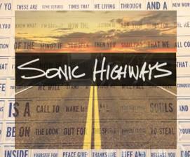 Sonic Highways Collage