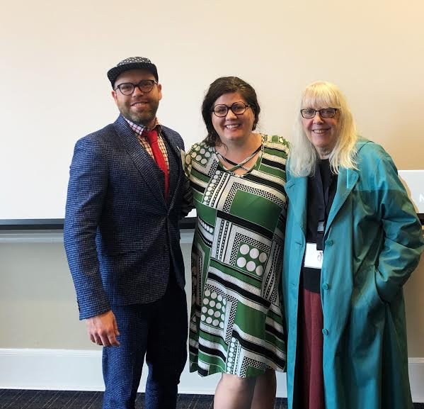 SEWSA with Michelle Bright and Dr. Joan Wylie Hall (2019)