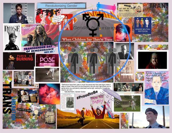 Movement 4: #ProudtoBe Revolutionizing Gender