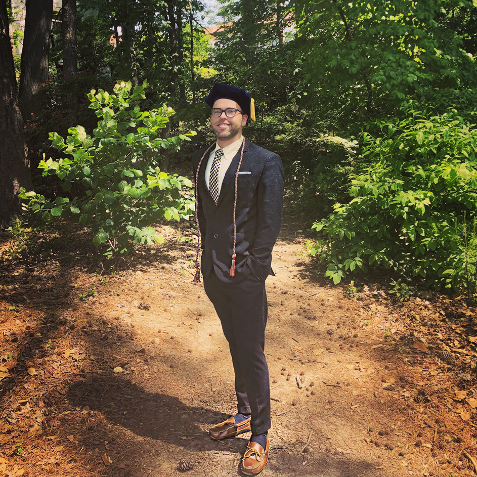 Emory Doctoral Graduation (2017)