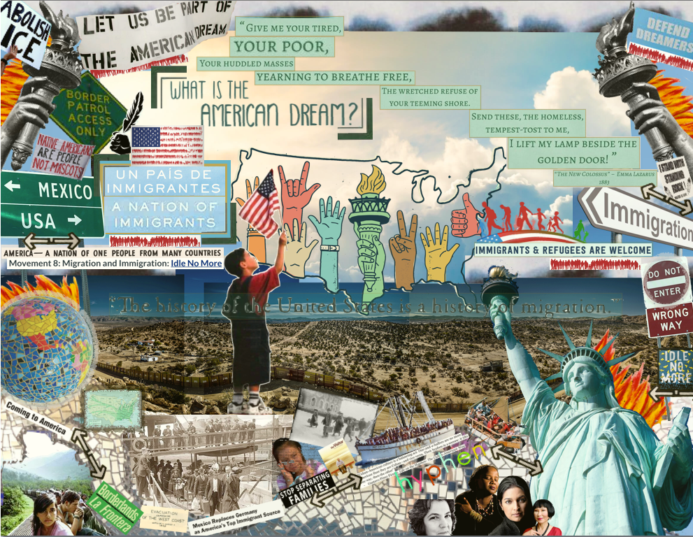 Movement 8: Migration and Immigration: #IdleNoMore