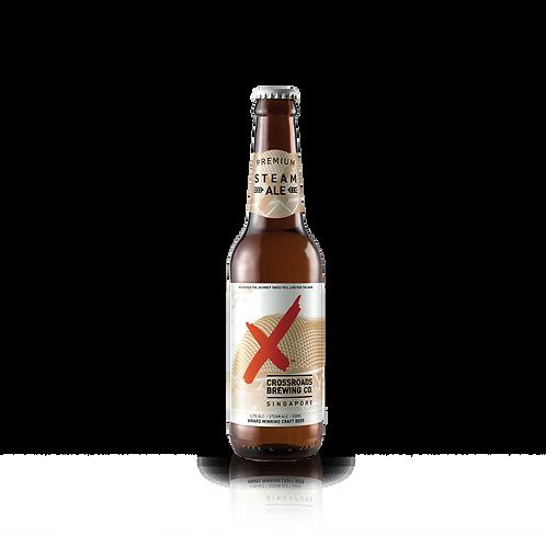 Crossroads Steam Ale