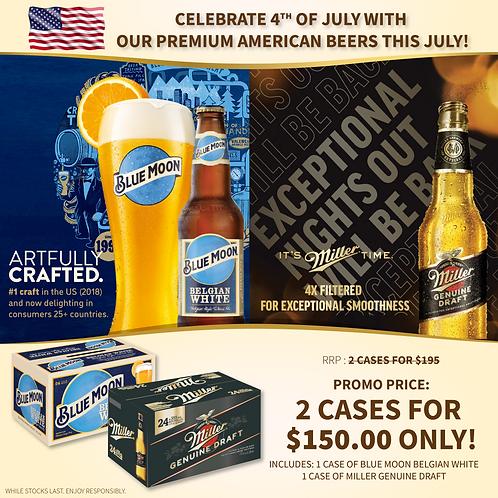 4th of July Promo Bundles