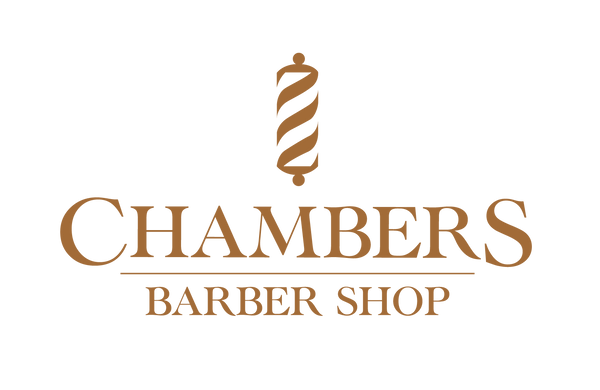 Chambers Barber shop LOGO Gold.png