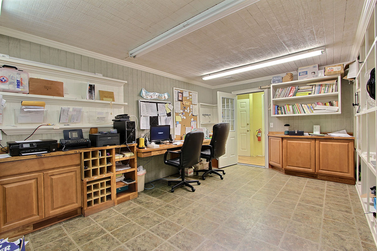 Commercial Kitchen Office