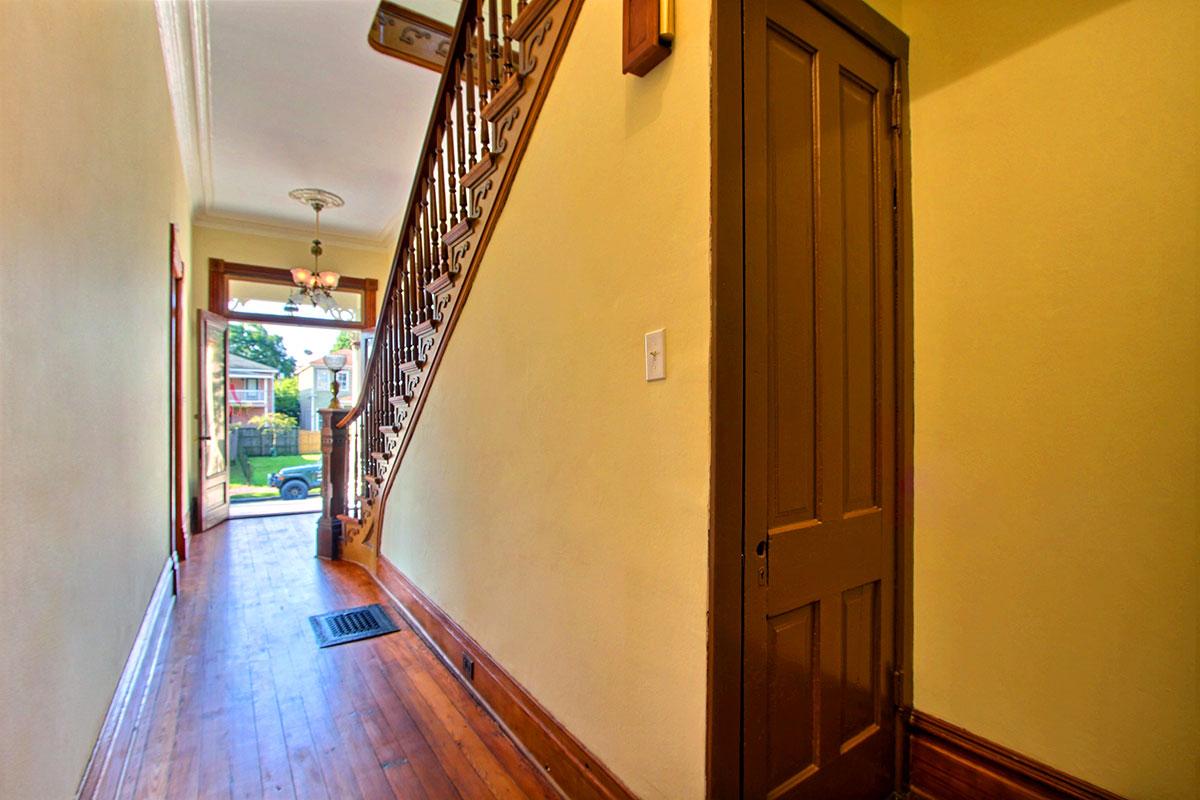 Foyer & Hall