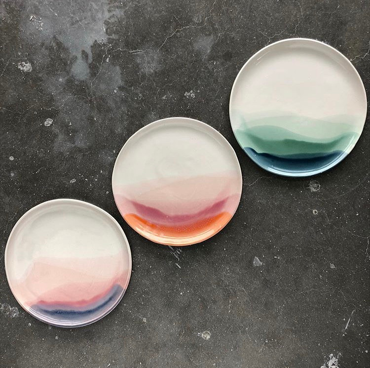 Photo of ceramics by Kara Pendl