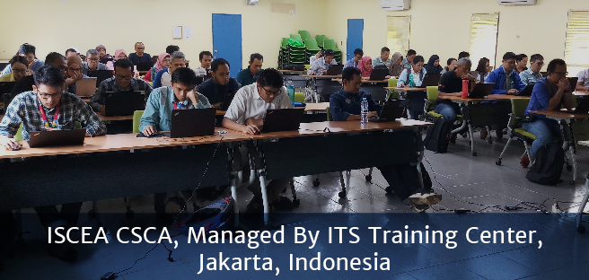 Indonesia_18. ITS CSCA Training Center