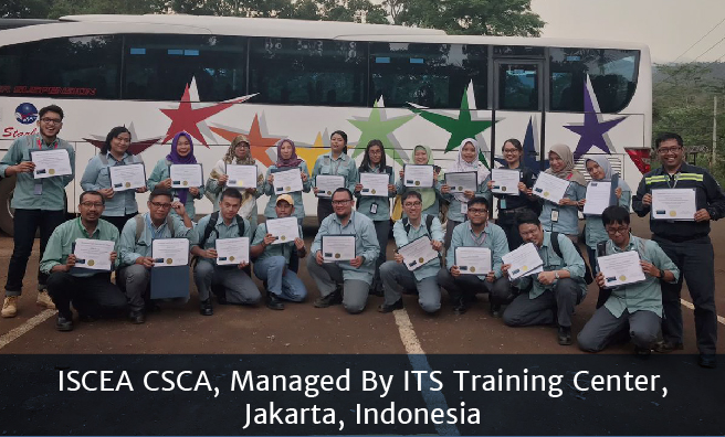 Indonesia_22. ITS CSCA Training Center
