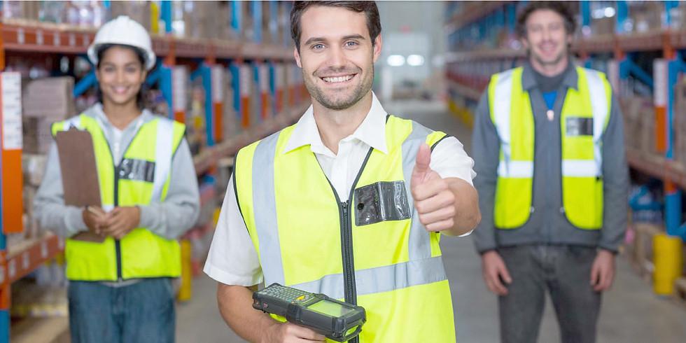CWT, Certified Warehouse  Technician