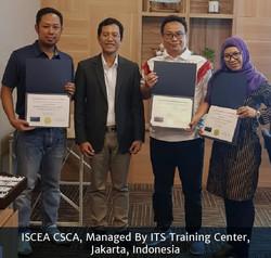 Indonesia_21. ITS CSCA Training Center