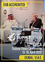 IISB_GPCA 12 Conference 2020 Dubai UAE.j