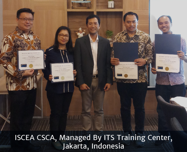 Indonesia_12. ITS CSCA Training Center
