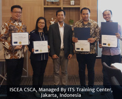 Indonesia_12. ITS CSCA Training Center