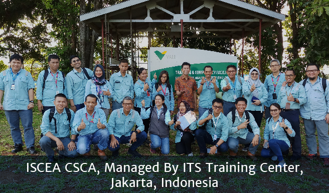 Indonesia_17. ITS CSCA Training Center
