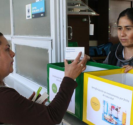 LOS FÁRMACOS SERÁN DESTINADOS A CENTROS COMUNITARIOS EN SAN ANDRÉS AZUMIATLA Y SANTA ANA COATEPEC