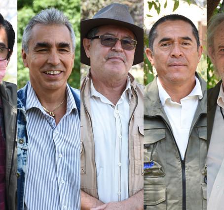 EL JARDÍN BOTÁNICO DE LA BUAP PARTICIPA EN LA ESTRATEGIA GLOBAL PARA LA CONSERVACIÓN VEGETAL