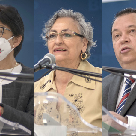 PRESENTAN CANDIDATOS A RECTORÍA BUAP PLAN DE TRABAJO ANTE EL CONSEJO UNIVERSITARIO.