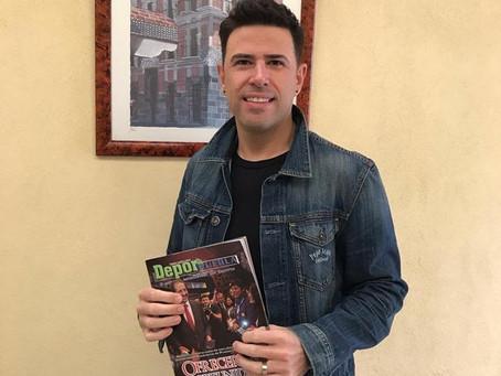 Joe Castillo prepara lanzamiento en INGLÉS