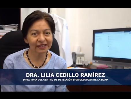 INEVITABLE LA LLEGADA DE TERCERA OLA DE COVID-19: DOCTORA LILIA CEDILLO.