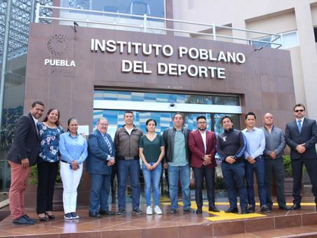 DESIGNAN GANADORES DEL PREMIO ESTATAL DEL DEPORTE.