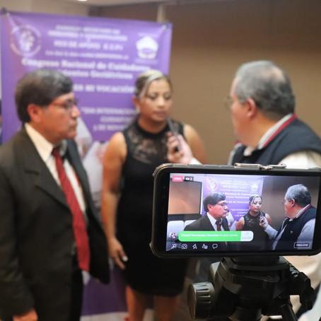 REALIZAN EN PUEBLA EL PRIMER CONGRESO NACIONAL DE CUIDADORES Y ASISTENTES GERIÁTRICOS.