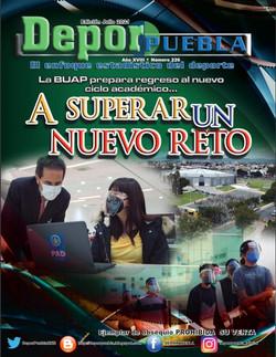 Revista DeporPuebla Julio 2021