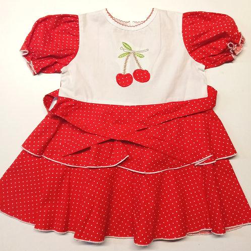 Платье сатин.