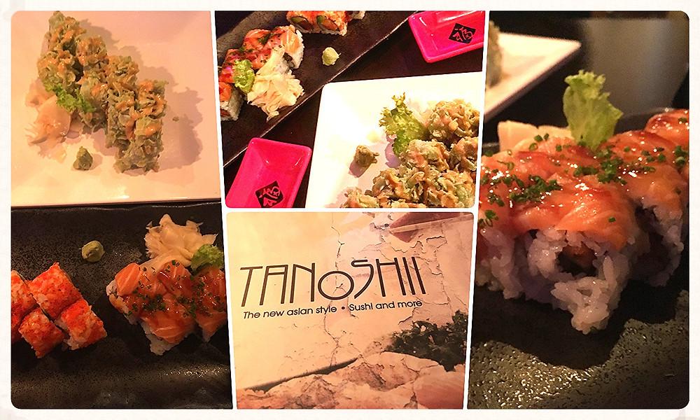 Sushi Köln beste Suhi-Läden Cologne Sushi Ninja Shibuya Tanoshii Black Karate Sweet Sushi Blog Leuk Christin Otto