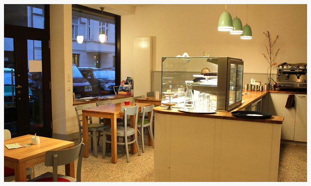Café Dein & Mein Köln Agnesviertel