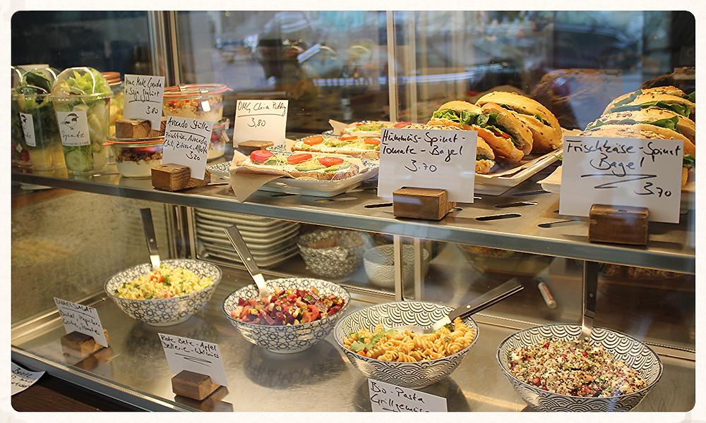 Café Spatz Köln Belgisches Viertel Health Food Christin Otto Leuk