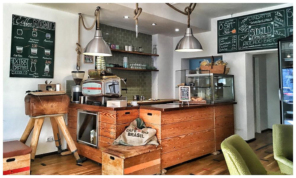 Köln, Südstadt, Südgold, Café, Espresso Bar, Turnhalle, neues Café, Blog Leuk