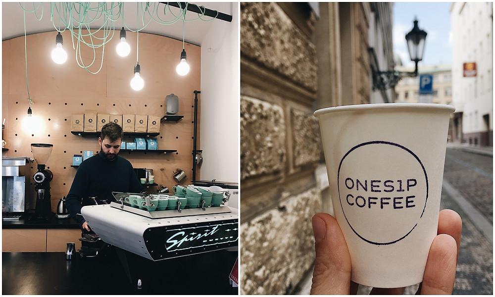 Die besten Cafés in Prag, Prag, Städtetrip, Insider-Tipps, Cafés, Tschechien, onesip coffee, Blog Leuk