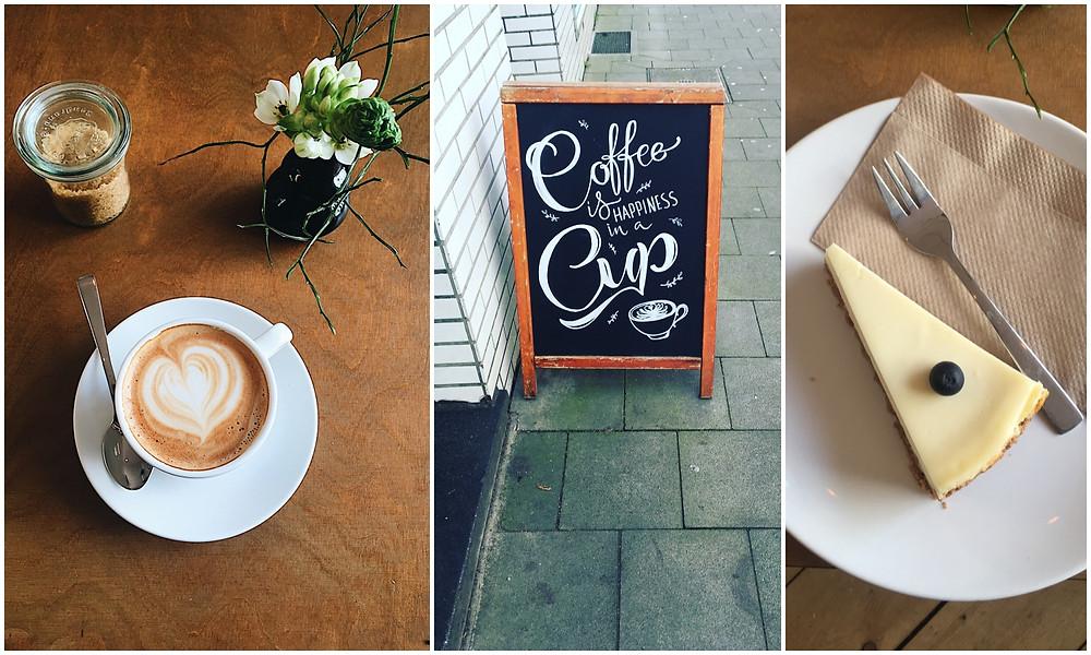 Die besten Cafés in Düsseldorf, Blog Leuk, Kaffeehandwerk