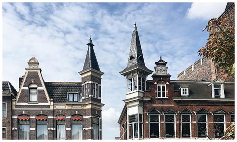 Holland: Utrecht - wie Amsterdam in klein