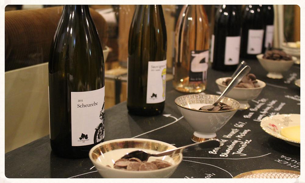 Wein Köln IMI Stadtkellerei Tasting Saisongeschäft
