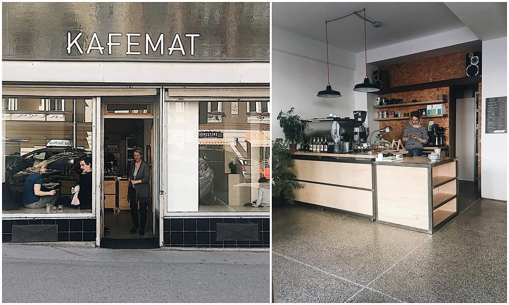Die besten Cafés in Prag, Prag, Städtetrip, Insider-Tipps, Cafés, Tschechien, Kafemat, Blog Leuk